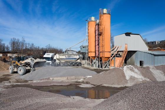 Заводы по производству бетона адреса способы транспортирования укладки и уплотнения бетонной смеси