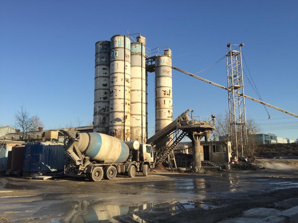 Купить бетон в колпино купить цемент 700 в москве